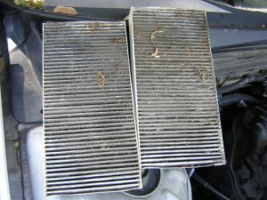 Have you checked your cars A/C filters recently? image